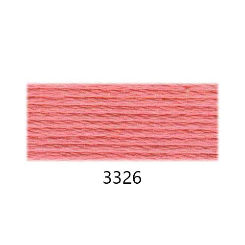 Perle Cotton #8 (3033 - 3865) - Solid Colours