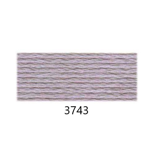 Perle Cotton #5 (3011 - 3865) - Solid Colours