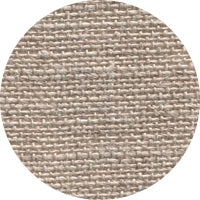 Natural Brown Undyed Linen - 30 count
