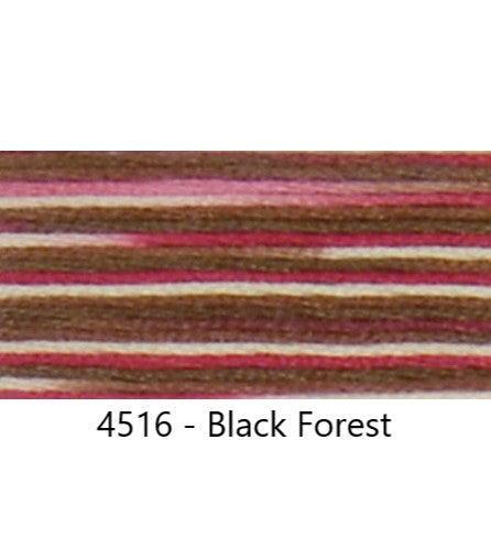 Embroidery Floss (4500s) - Coloris