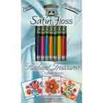 Satin Floss Treasures - 8 pack
