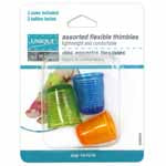 Thimbles - Flexable - 3 pack
