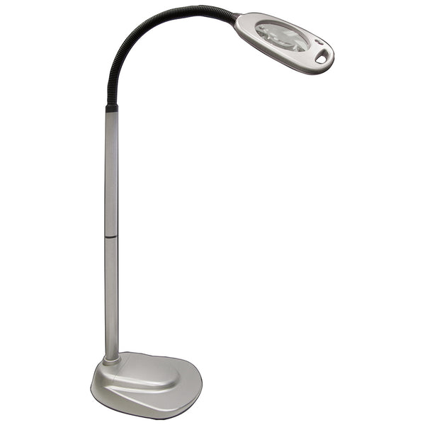 LED Floor Light Magnifier
