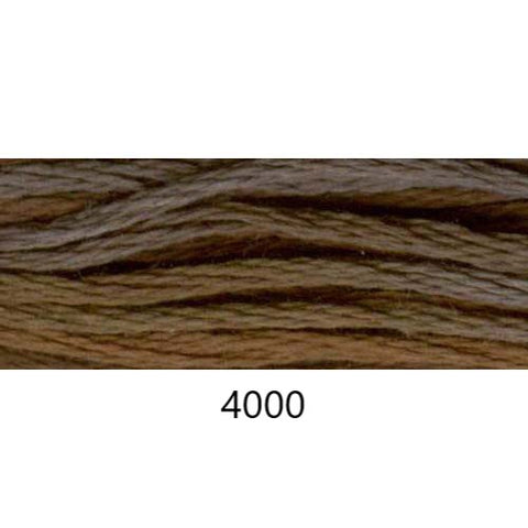 Embroidery Floss (4000s) - Colour Variations