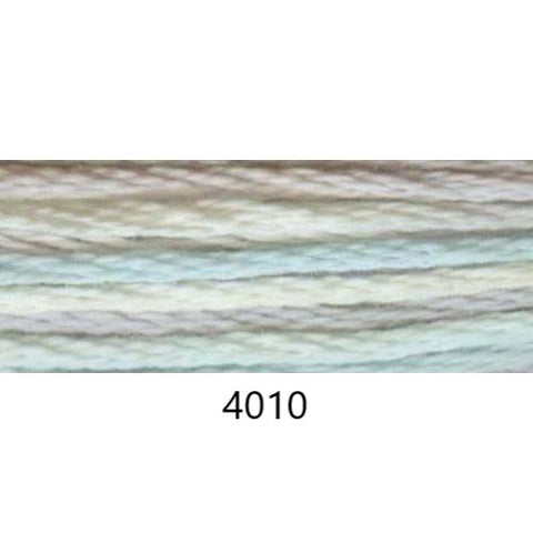 Perle Cotton #5 (4000s) - Colour Variations