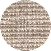 Natural Brown Undyed Linen - 35 count