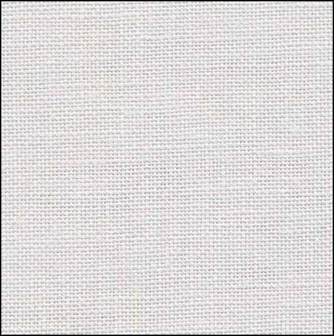Alabaster (Silver Moon) Newcastle Linen - 40 count