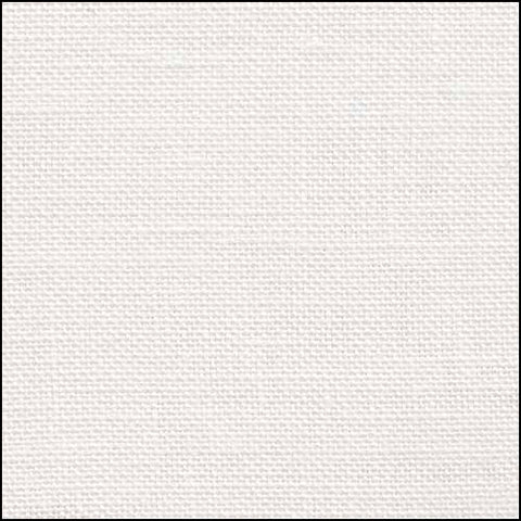 White Bristol Linen - 46 count