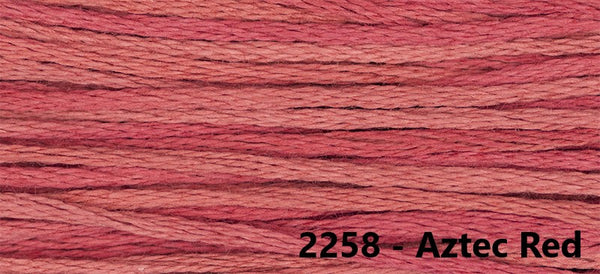 Weeks Dye Works - 6 Strand Floss - A to C