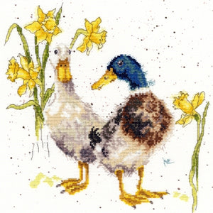 Ducks And Daffs