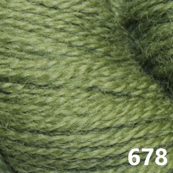 Colonial Persian - GREENS