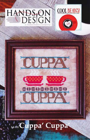 Cool Beans - Cuppa' Cuppa'