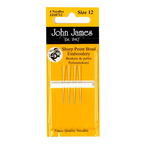 Beading Needles, Short - John James