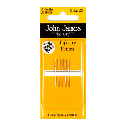 JJ Petit Tapestry Needles