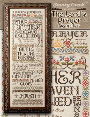 The Lord's Prayer Sampler - Book 467