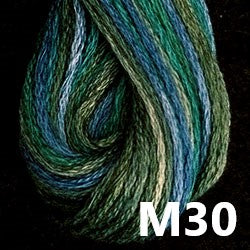 6 ply Floss - M Collection