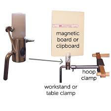 Lowery Workstand - Magnet Board Holder