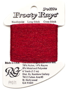Frosty Rays Petite - Special Order