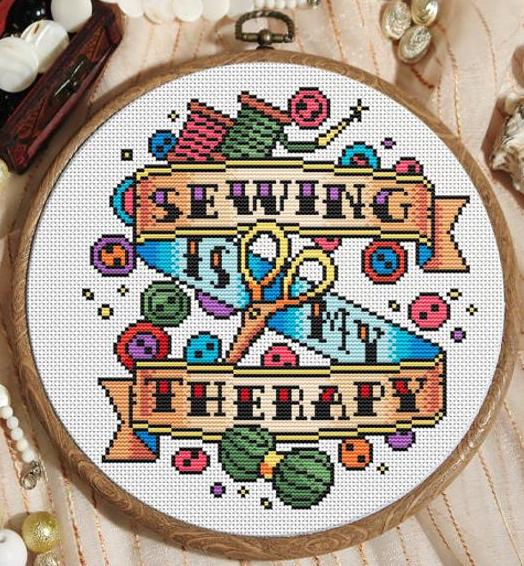 Sewing Therapy Kit