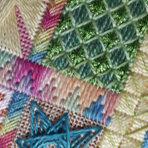 Sunlit Stitches - 2021 Mystery Project