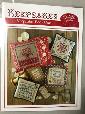 Keepsakes Collection - 3 Patterns