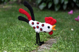 Ashford: Rooster Needle Felting Kit