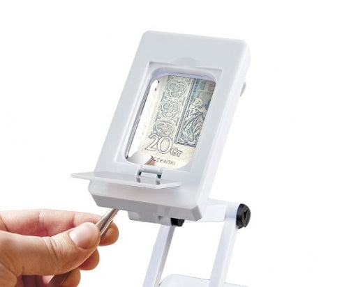 Super Bright Light with Magnifier