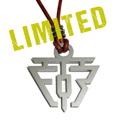 TEOR Logo Necklace - Emotional Rock, Post-Hardcore, Emocore Music, Apparel, Accessories, Mental Health
