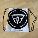 TEOR Logo Drawstring Bag - Emotional Rock, Post-Hardcore, Emocore Music, Apparel, Accessories, Mental Health