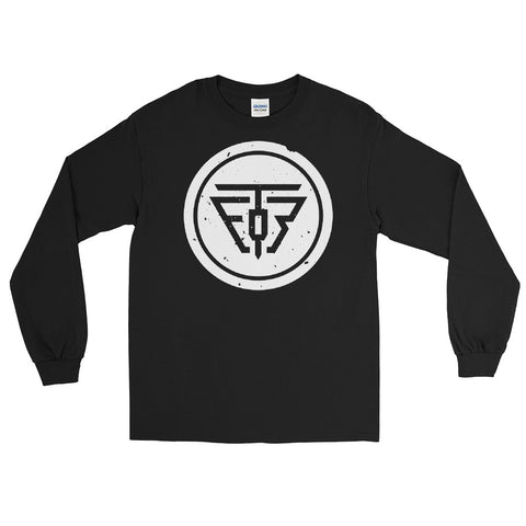 Long Sleeve Shirt TEOR Logo - Emotional Rock, Post-Hardcore, Emocore Music, Apparel, Accessories, Mental Health