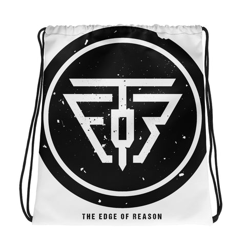 TEOR Logo Drawstring Bag