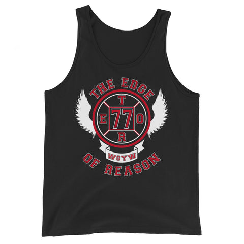 WANNA GIVE YOU WINGS Tank Top - Emotional Rock, Post-Hardcore, Emocore Music, Apparel, Accessories, Mental Health