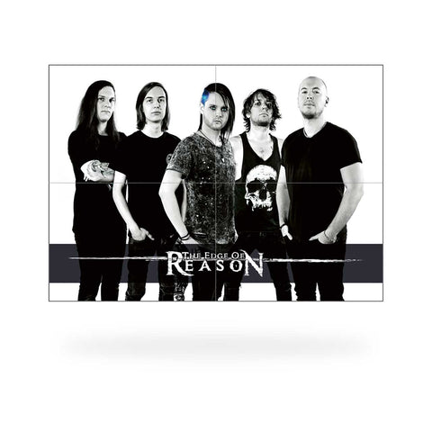 Poster - Emotional Rock, Post-Hardcore, Emocore Music, Apparel, Accessories, Mental Health