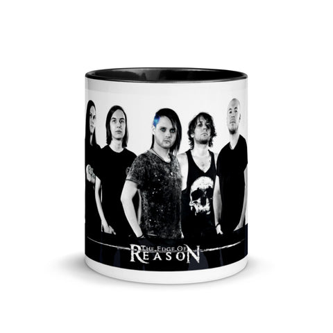 Band Photo Mug - Emotional Rock, Post-Hardcore, Emocore Music, Apparel, Accessories, Mental Health