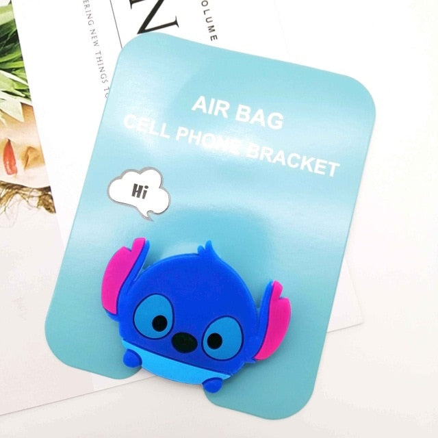 Stitch Head Pop Socket