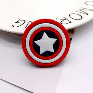 Captain America Shield Pop Socket