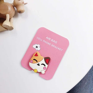 Happy Cat Pop Socket