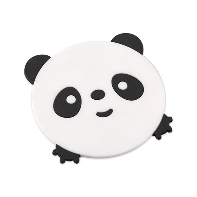 Animals Silicone Dining Table Coasters