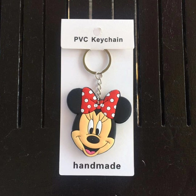 Minnie Disney Keychain