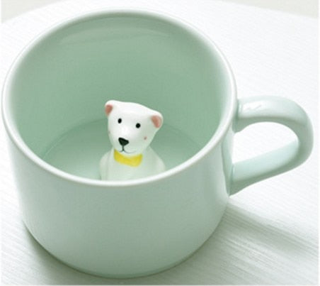 Dog In Mug (220ml)
