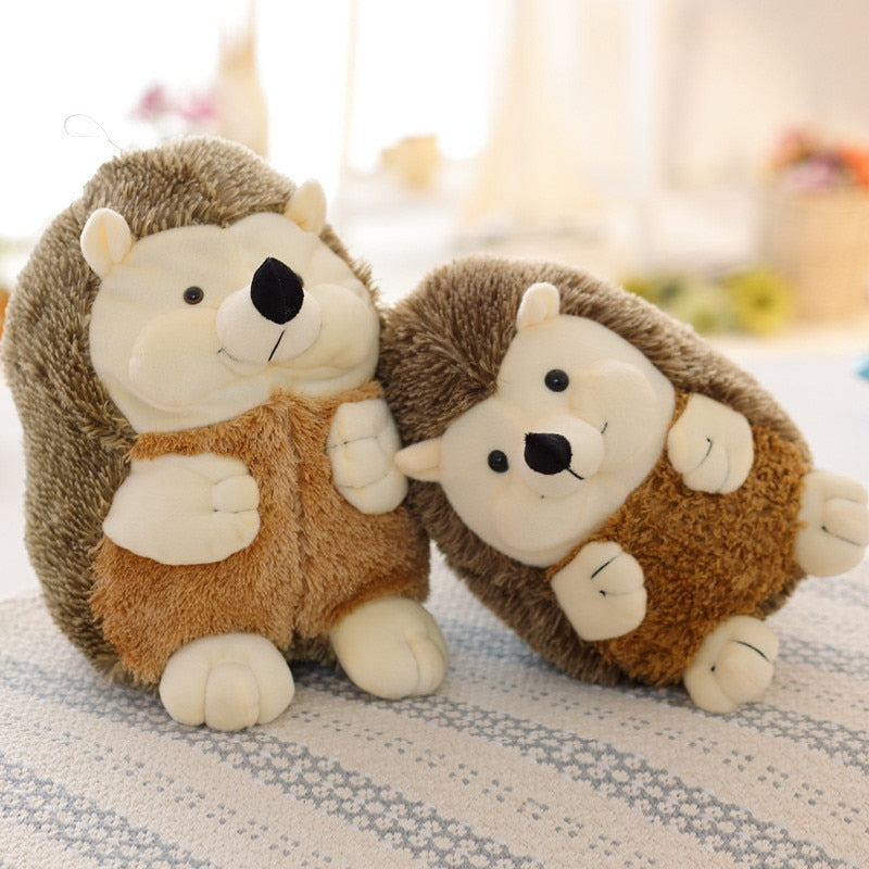 Soft Hedgehog Stuffed Plushie Toy