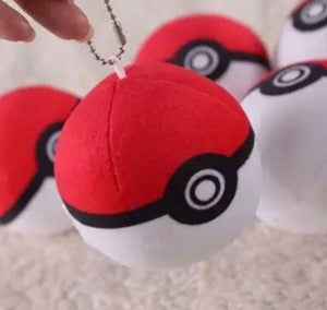 Pokemon red ball Plushie (8cm)