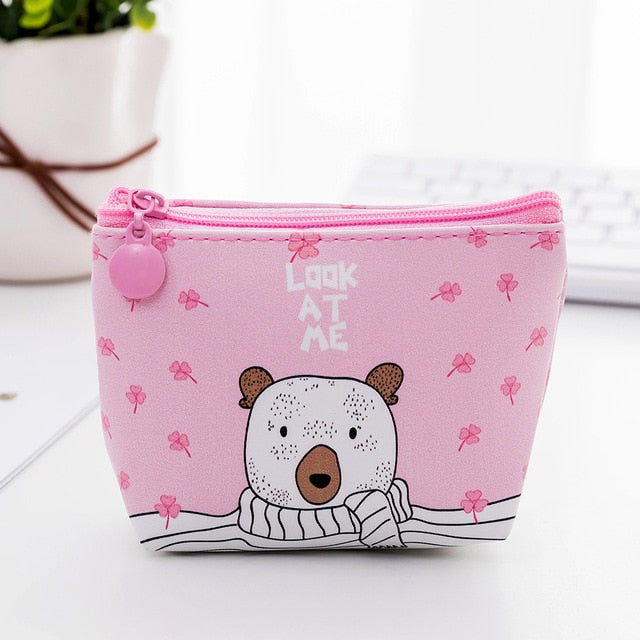 Look At Me Cartoon Purse