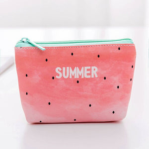 Summer Cartoon Purse
