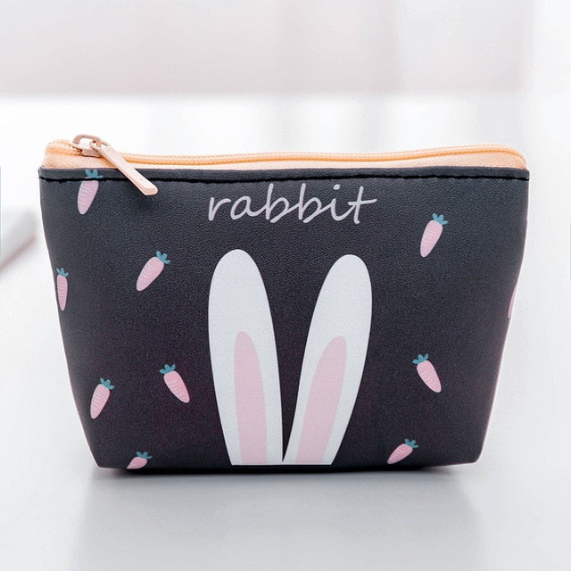 Rabbit Cartoon Purse