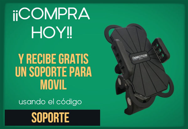 SOPORTE PARA MOVIL DE REGALO DUALTRON MINI