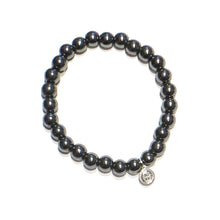 Load image into Gallery viewer, Hematite Stretch Bracelet