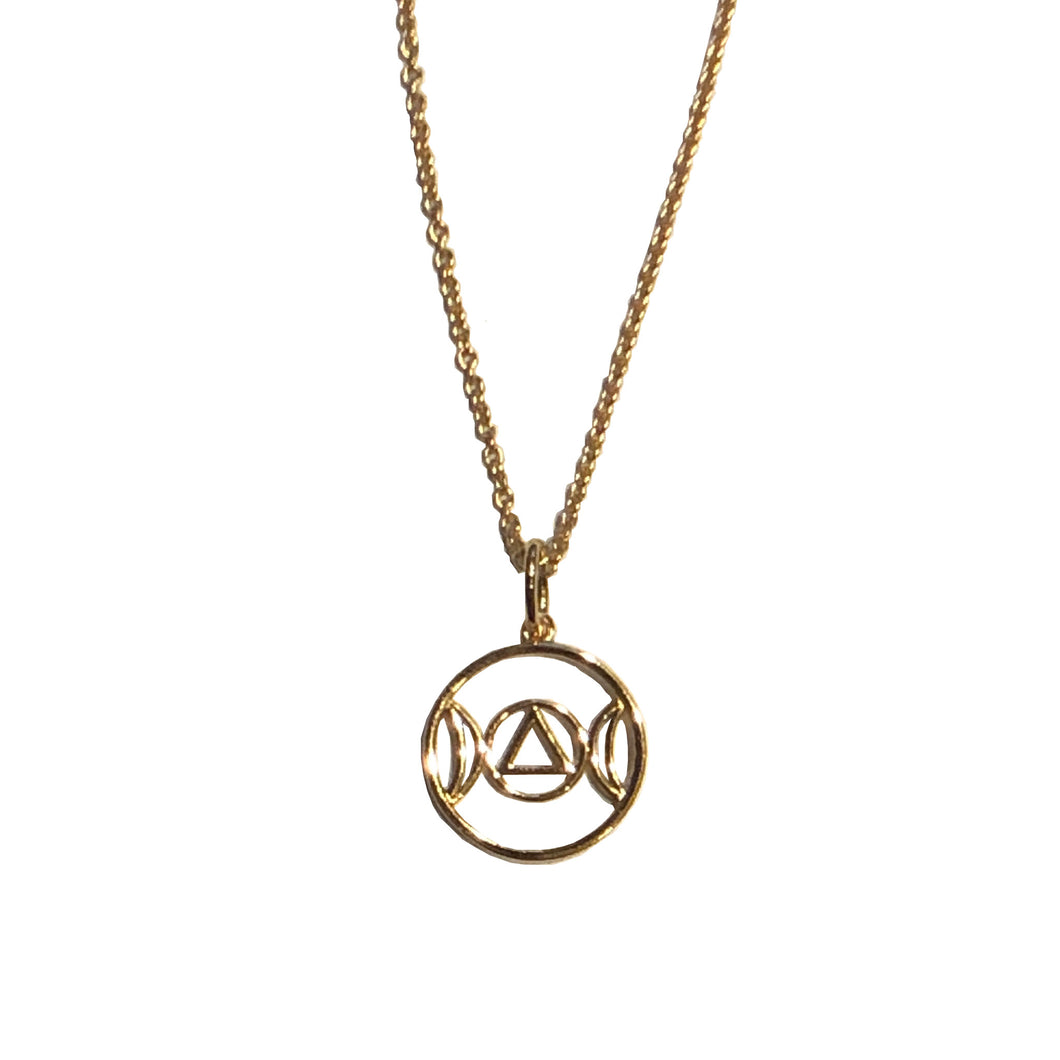 The Talisman Necklace- The Goddess