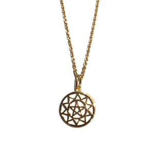 Collier Le Talisman - Protection - Or