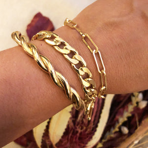 The Jupiter Chain Bracelet